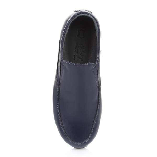 Туфлі шкіряні на спортивній підошві