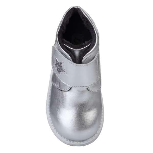 Ботинки с звездами