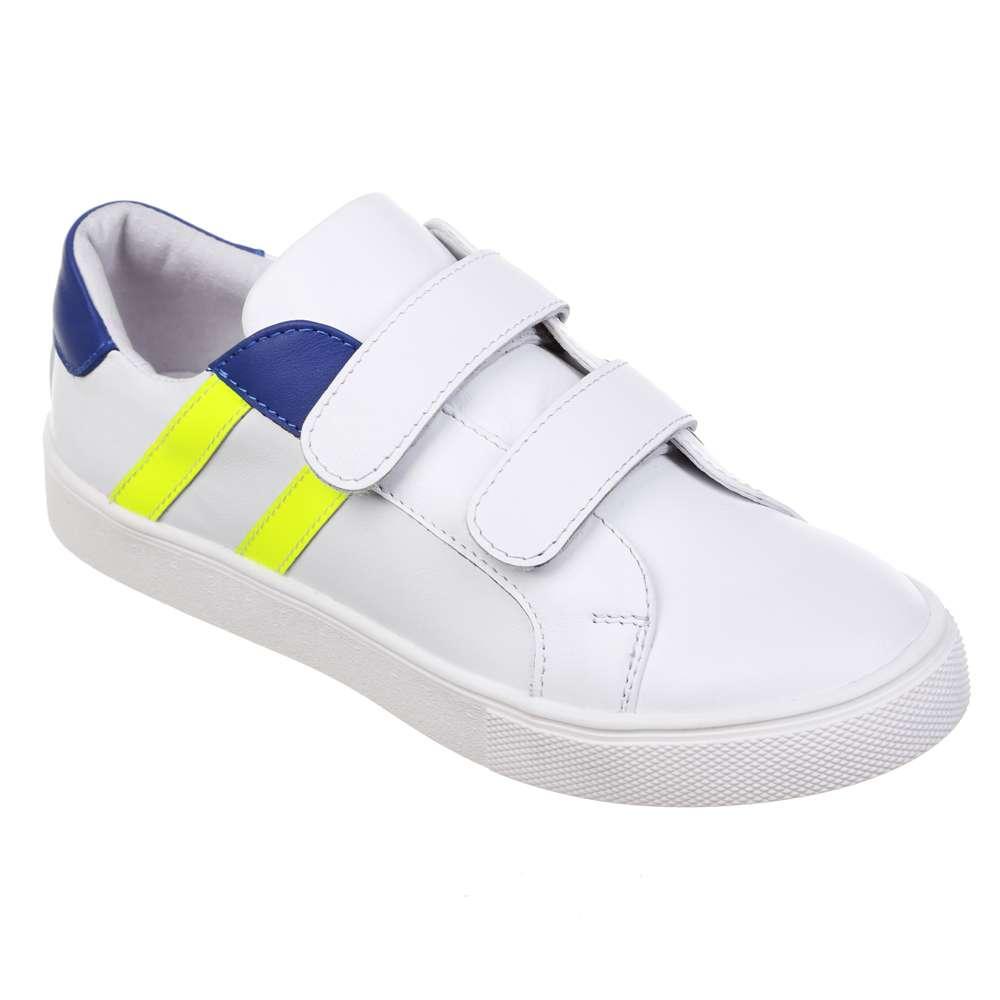 Кросівки на двох липучках