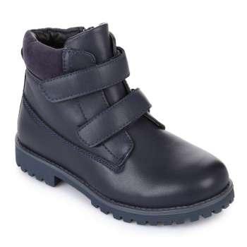 Ботинки на двух липучках