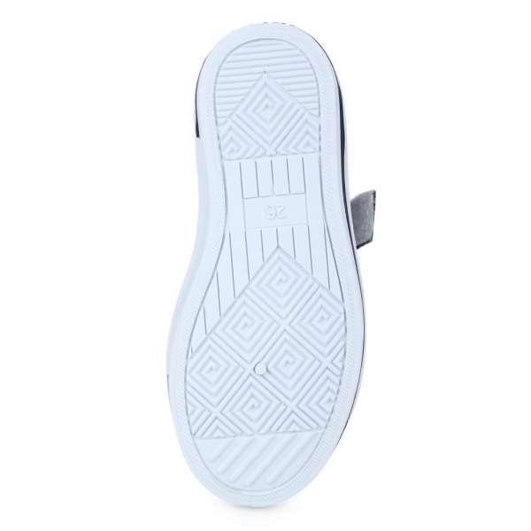Кеды на шнуровке-резинка