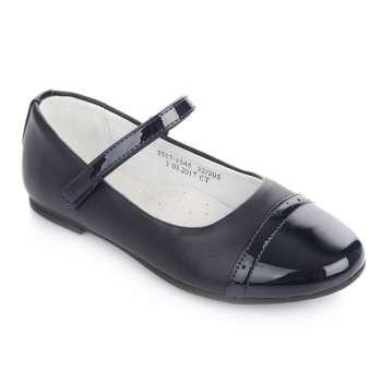 Туфли лаковый носок