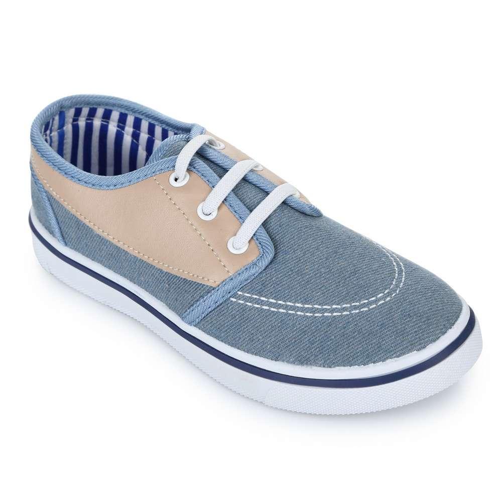 Слипоны на шнуровке
