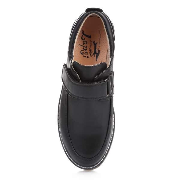 Туфлі на товстій підошві