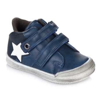 Ботинки на натуральной байке