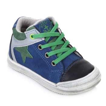 Ботинки зеленая звезда