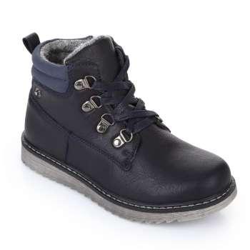 Ботинки на шерстяной байке