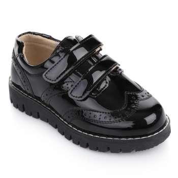 Закриті туфлі на липучках