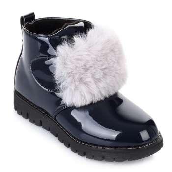 Ботинки с муфточкой