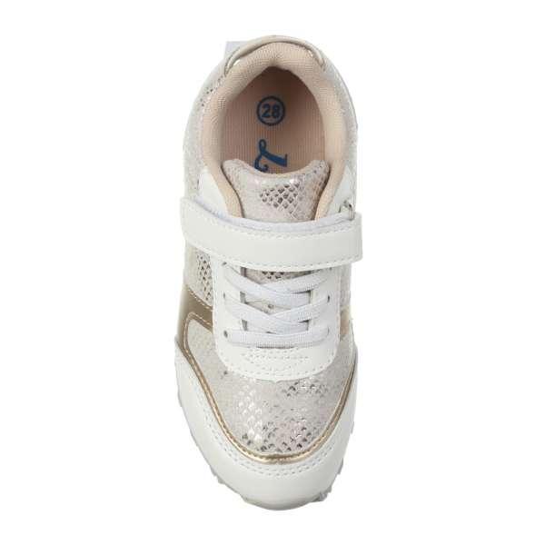 Кросівки з принтом