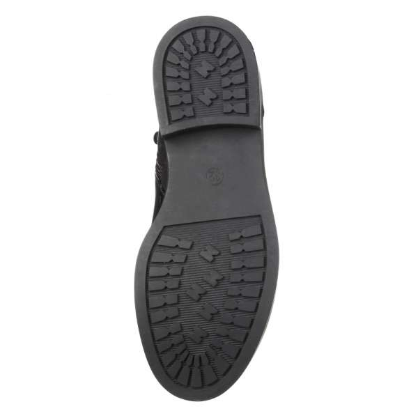 Ботинки лаковые со стразами